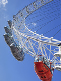 The Millennium Wheel (London Eye), London, England, United Kingdom, Europe Photographic Print by Marco Simoni