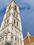 Campanile Di Giotto and the Cathedral of Santa Maria Del Fiore, UNESCO World Heritage Site, Florenc Photographic Print by Nico Tondini