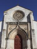 Nossa Senhora Da Graca Church, Mendicant Gothic Style, Resting Place of Pedro Alvares Cabral, Santa Photographic Print by Stuart Forster