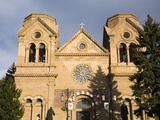 Cathedral Basilica of Saint Francis of Assisi, Santa Fe, New Mexico, United States of America, Nort Photographic Print by Richard Cummins