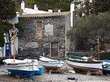 Port Lligat, Catalonia, Costa Brava, Spain, Europe Photographic Print by Mark Mawson