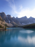 Moraine Lake, Banff National Park, UNESCO World Heritage Site, Alberta, Rocky Mountains, Canada, No Photographic Print by Martin Child