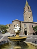 Cathedral of St. Leonce of Frejus, Var, Provence, Cote D'Azur, France, Europe Photographic Print by Peter Barritt