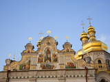 Holy Dormition, Kiev-Pechersk Lavra, UNESCO World Heritage Site, Kiev, Ukraine, Europe Photographic Print by Graham Lawrence