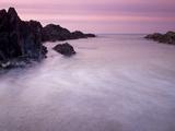 Combesgate Beach, Devon, England, United Kingdom, Europe Photographic Print by Jeremy Lightfoot