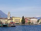 Riva Del Garda, Lago Di Garda (Lake Garda), Trentino-Alto Adige, Italian Lakes, Italy, Europe Photographic Print by Sergio Pitamitz