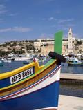 Marsaskala, Malta, Mediterranean, Europe Photographic Print by Hans-Peter Merten