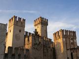Castello Scaligero, Sirmione, Lake Garda, Lombardy, Italy, Europe Photographic Print by Sergio Pitamitz