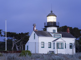 Point Pinos Lighthouse, Pacific Grove, Monterey County, California, United States of America, North Photographic Print by Richard Cummins