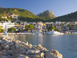 View across the Harbour, Port D'Andratx, Mallorca, Balearic Islands, Spain, Mediterranean, Europe Photographic Print by Ruth Tomlinson