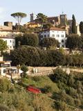 Montecatini Alto, Tuscany, Italy, Europe Photographic Print by Oliviero Olivieri