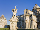 Duomo, Pisa, UNESCO World Heritage Site, Tuscany, Italy, Europe Photographic Print by Richard Cummins