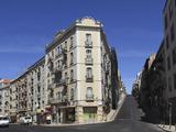 The Rua Morais and Rua Barao De Sabrosa in the Alto Do Pina District, Lisbon, Portugal, Europe Photographic Print by Stuart Forster
