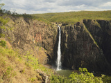 Wallaman Falls, Australia's Highest Waterfalls, Queensland, Australia, Pacific Photographic Print by Jochen Schlenker