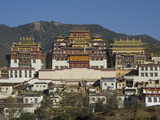 Songzanlin Tibetan Monastery, Yunnan, China, Asia Photographic Print by Rolf Richardson