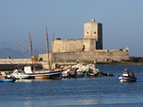 The Harbour, Trapani, Sicily, Italy, Mediterranean, Europe Photographic Print by Stuart Black