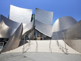 Walt Disney Concert Hall, Los Angeles, California, United States of America, North America Photographic Print by Gavin Hellier