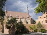Loretto Chapel in Santa Fe, New Mexico, United States of America, North America Photographic Print by Richard Cummins