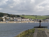 Instow, North Devon, Devon, England, United Kingdom, Europe Photographic Print by Rob Cousins