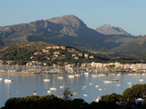 Port De Pollenca, Mallorca, Balearic Islands, Spain, Mediterranean, Europe Photographic Print by Hans-Peter Merten