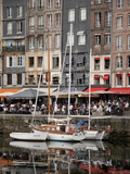 Inner Harbour, Honfleur, Normandy, France, Europe Photographic Print by Nick Servian