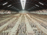 Terracotta Warriors Army, Pit Number 1, Xian, Shaanxi, China, Asia Photographic Print by Neale Clark