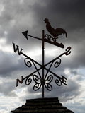 Weather Vane, United Kingdom, Europe Photographic Print by Stuart Black