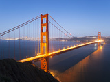 Golden Gate Bridge, San Francisco, California, United States of America, North America Fotodruck von Gavin Hellier