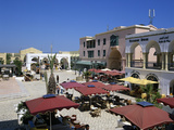 Restaurants Inside the Medina, Yasmine Hammamet, Cap Bon, Tunisia, North Africa, Africa Photographic Print by Stuart Black