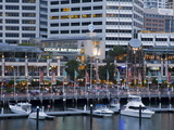 Darling Harbour, Central Business District, Sydney, New South Wales, Australia, Pacific Photographic Print by Richard Cummins