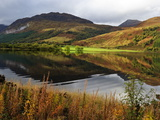Loch Lochy, Inverness, Scotland, United Kingdom, Europe Lámina fotográfica por Peter Richardson
