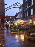 Newgate Market, York, Yorkshire, England, United Kingdom, Europe Photographic Print by Mark Sunderland