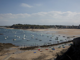 Bay of St. Lunaire, Ille-Et-Vilaine, Brittany. France, Europe Photographic Print by Nick Servian