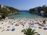 Cala Santanyi, Mallorca (Majorca), Balearic Islands, Spain, Mediterranean, Europe Photographic Print by Stuart Black