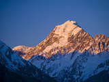 Aoraki Mount Cook National Park, UNESCO World Heritage Site, South Island, New Zealand, Pacific Photographic Print by Ben Pipe