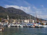 Salo, Lake Garda, Lombardy, Italian Lakes, Italy, Europe Photographic Print by Sergio Pitamitz