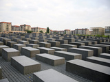 Holocaust Monument, Berlin, Germany, Europe Photographic Print by Hans-Peter Merten