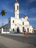 Catedral De La Purisima Concepcion, Cienfuegos, UNESCO World Heritage Site, Cuba, West Indies, Cent Photographic Print by Ben Pipe