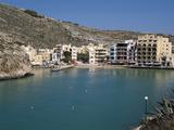 Xlendi, Gozo, Malta, Mediterranean, Europe Photographic Print by Hans-Peter Merten
