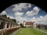 Courtyard of Renaissance Rosenburg Castle, Rosenburg, Niederosterreich, Austria, Europe Photographic Print by Richard Nebesky