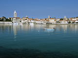 Rab Town, Rab Island, Kvarner Gulf, Croatia, Adriatic, Europe Photographic Print by Stuart Black