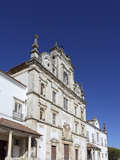 The Mannerist Nossa Senhora Da Conceiecao Church, a Seminary and Cathedral (Se) in Santarem, Ribate Photographic Print by Stuart Forster