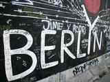 East Side Gallery, Berlin Wall Museum, Berlin, Germany, Europe Photographic Print by Hans Peter Merten