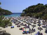 Cala Santanyi, Mallorca (Majorca), Balearic Islands, Spain, Mediterranean, Europe Reproduction photographique par Stuart Black