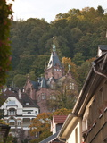Old Town, Heidelberg, Baden-Wurttemberg, Germany, Europe Photographic Print by Michael DeFreitas