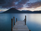 Lake Atitlan, Western Highlands, Guatemala, Central America Photographic Print by Ben Pipe
