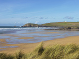 Constantine Bay, Cornwall, England, United Kingdom, Europe Photographic Print by Jeremy Lightfoot