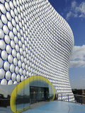 Selfridges Store Exterior, Bullring Shopping Centre, Birmingham, West Midlands, England, United Kin Photographic Print by Chris Hepburn