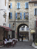 Vence, Alpes Maritimes, Provence, Cote D'Azur, France, Europe Photographic Print by Wendy Connett