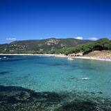 Palombaggia Beach, Near Porto Vecchio, South East Corsica, Corsica, France, Mediterranean, Europe Photographic Print by Stuart Black